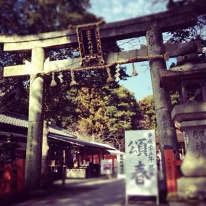 京都 亀岡 出雲大神宮